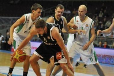 V.Chomičiaus komanda laimėjo Rygoje