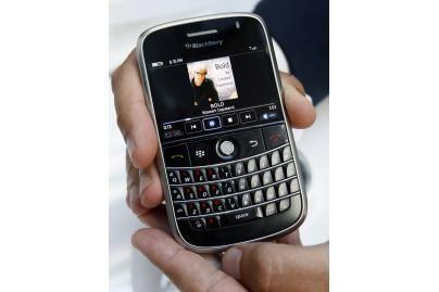 """Naujasis telefonas """"BlackBerry Bold"""