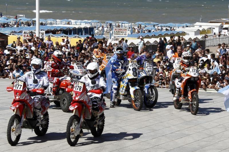 Lietuviui ketvirtasis Dakaro ralio etapas nebuvo itin sėkmingas