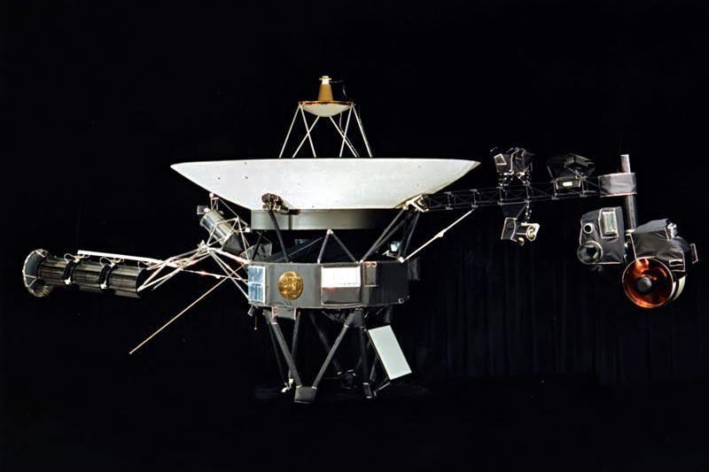 """""""Voyager 1"""" įskriejo į naują erdvę, apie kurią mokslininkai nežinojo"""