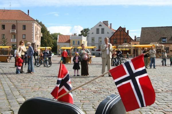 Norvegijos verslininkai ieško galimybių investuoti Lietuvoje