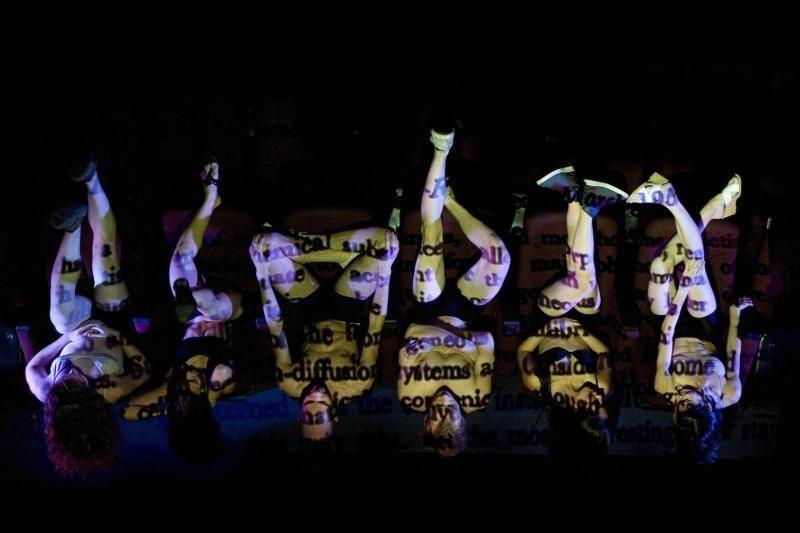 """""""Auros"""" festivalis atvežė šiuolaikinio šokio šviežienos"""