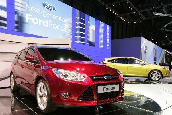 """Naujasis """"Ford Focus"""" – pagaliau Europoje"""