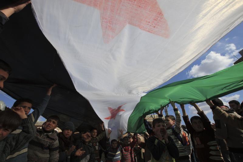 Arabų lyderiai ragina Siriją pradėti dialogą