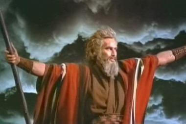 Mokslas išsiaiškino, kaip Mozė praskyrė Raudonąją jūrą