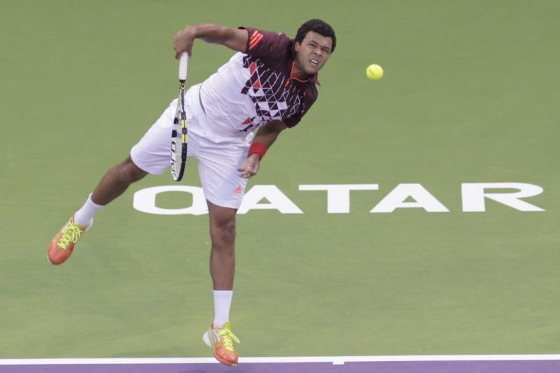 Favoritai žengė į turnyro Katare ketvirfinalį