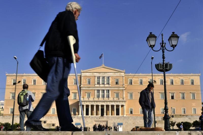 Euro zona atidėjo sprendimą dėl finansinės pagalbos Graikijai