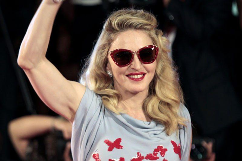 Izraelyje Madonnos gerbėjas ragina dėl jos koncerto atidėti karą