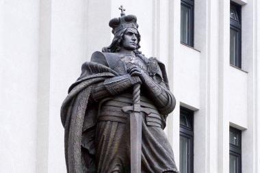 Siūlymas Vytautą Didįjį paskelbti Lietuvos karaliumi nepalaikomas