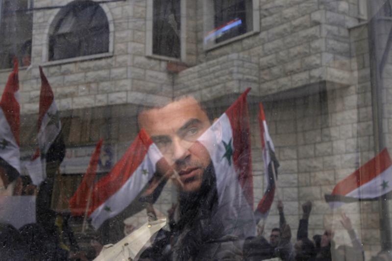 JT vadovas ragina Assadą įgyvendinti taikos planą