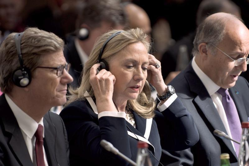 Valstybių atstovai susirinko Paryžiuje nutraukti žudymo Sirijoje