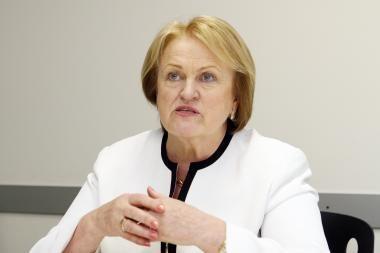 K.Prunskienė siūlo rengti du referendumus