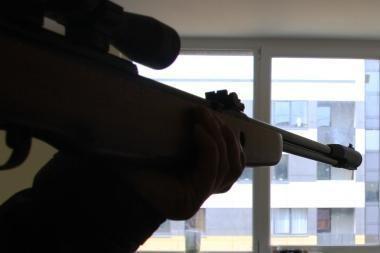 Iš apskrities gyventojų paimta 12 ginklų