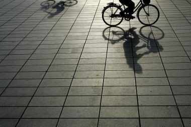Konkurso nugalėtojams – Susisiekimo ministerijos dviračiai