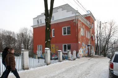 Kam parūpo Dailės gimnazijos pastatas?