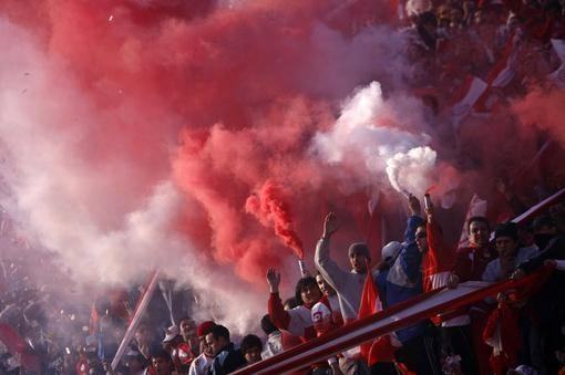 Argentinoje chuliganai sumušė ir apvogė futbolininkus