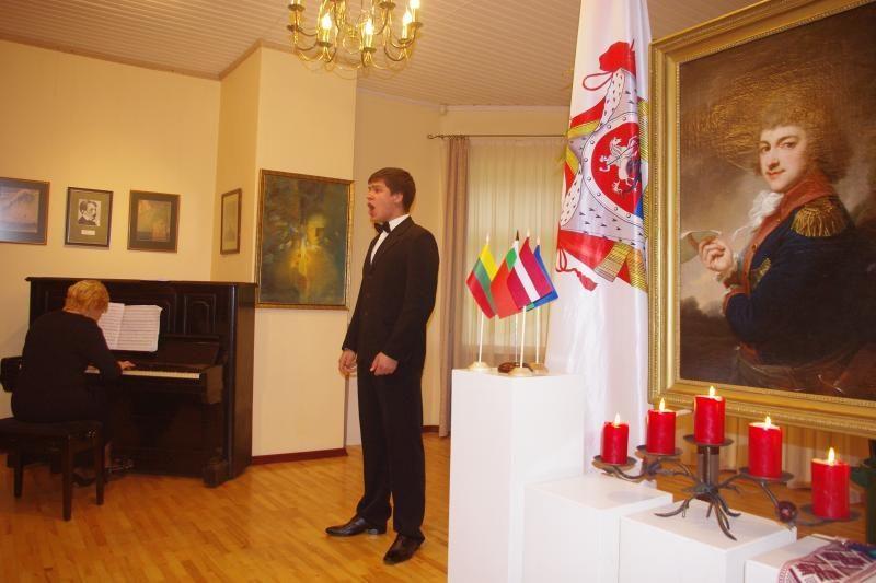 M.K.Oginskio kūryba surado kelią į šiuolaikinio lietuvio širdį