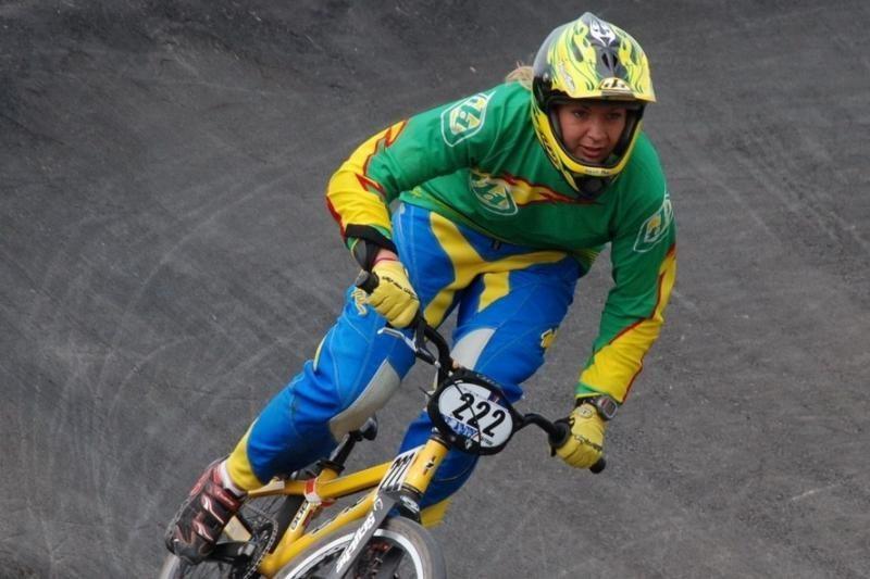 V.Rimšaitė pasaulio BMX dviračių čempionate liko 15-ta