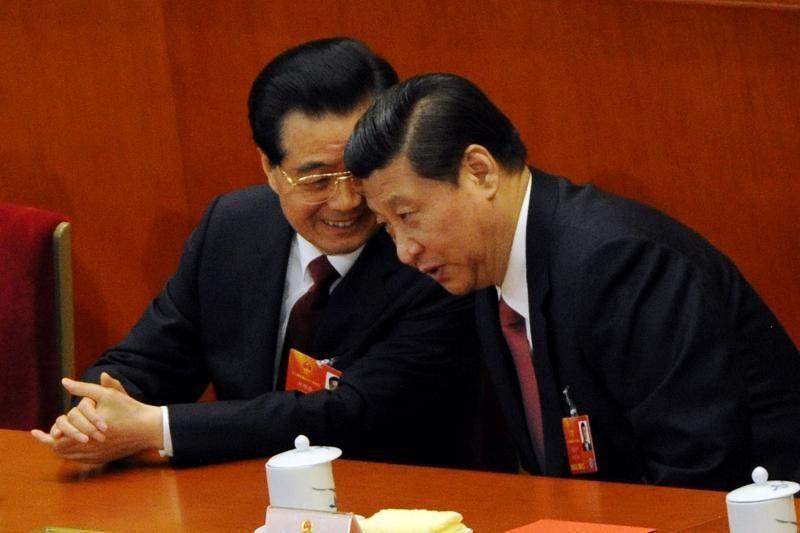 Liu Yunshanas: draugas Xi Jinpingas išrinktas KLR prezidentu