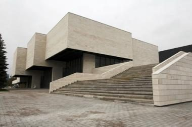Nacionalinės dailės galerijos rekonstrukcijai iškilo grėsmė