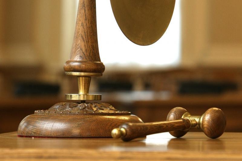 Siūloma gruodžio 15-ąją pavadinti Lietuvos teismų diena