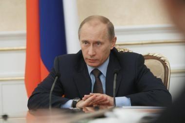 Išpuoliai apnuogino V.Putiną