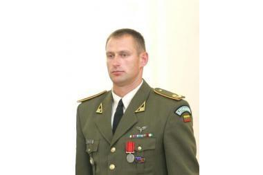 Panevėžyje – naujas savanorių rinktinės vadas