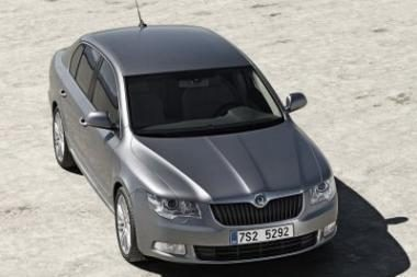 """Škoda Superb"