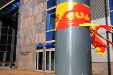 Prokurorų taikiklyje – sostinės savivaldybės planai parduoti dangoraižį