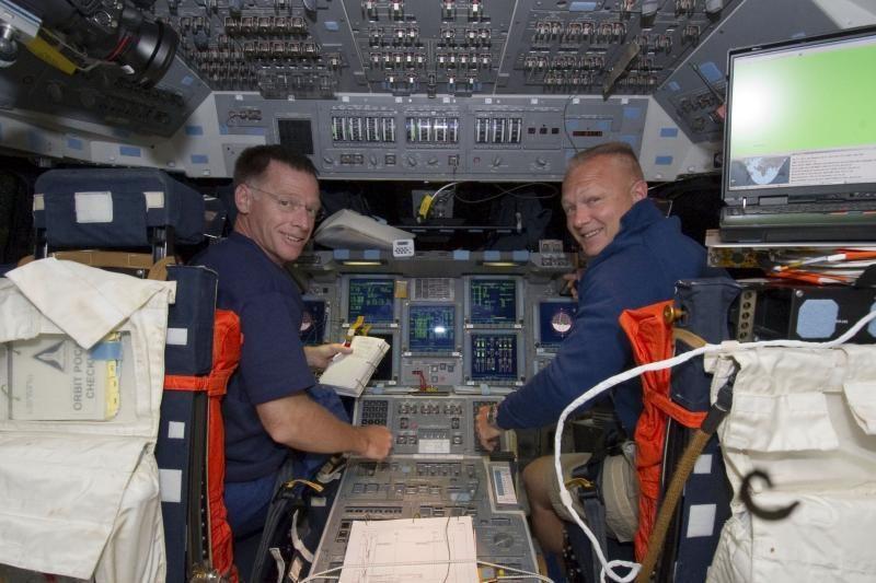 Astronautų higienos ypatumai: kaip orbitoje nusiplauti rankas?