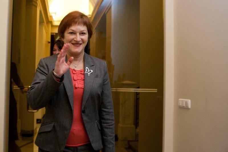 B. Vėsaitė abejoja, ar Vyriausybė turi rūpintis Kauno gatvių lopymu