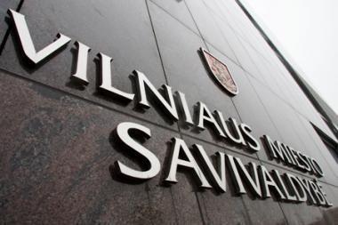 Vilniaus savivaldybė šiemet turi grąžinti 380 mln. litų skolų