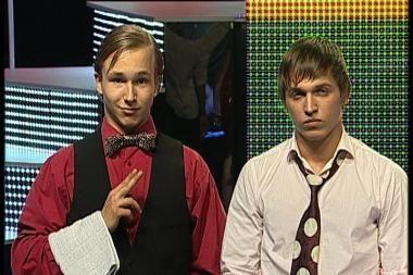 """""""Lietuvos talentų"""" finale - """"Kaprex"""" ir """"Real time modify"""" šokėjai"""