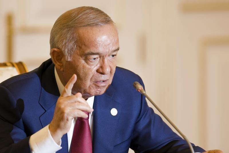 Uzbekistane užkertamas kelias užsienio karinių bazių steigimui