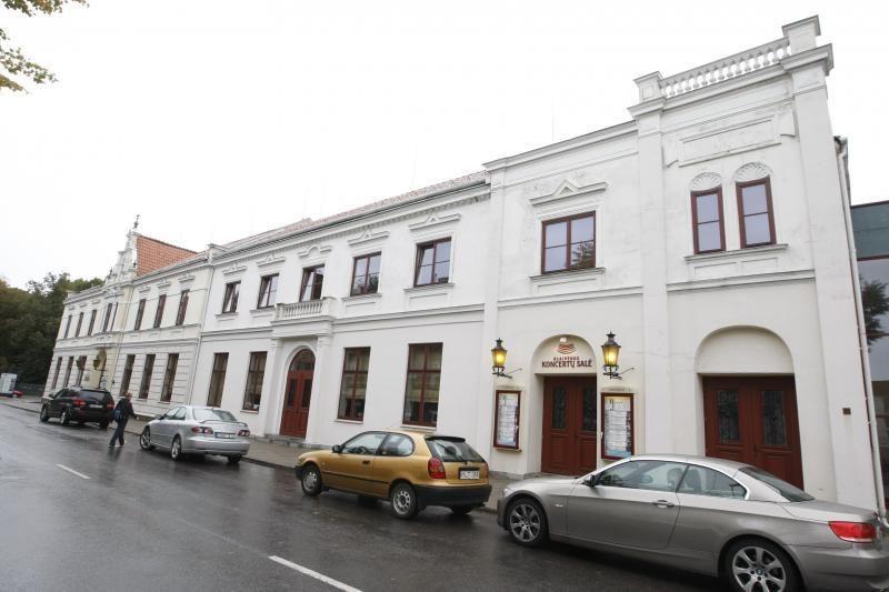 Klaipėdos koncertų salė išnuomoja savo erdves
