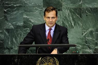 Lenkijos UR ministras: neišspręsti Lenkijos ir Lietuvos klausimai kenkia dvišaliams santykiams