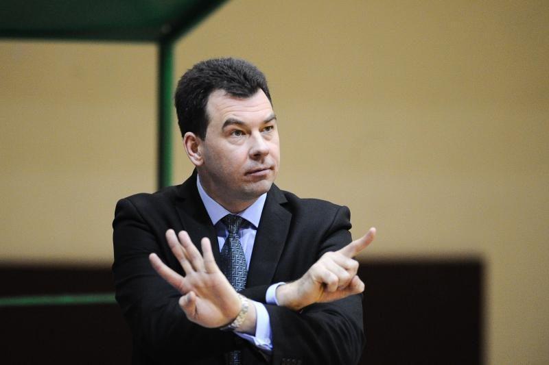 """R.Giedraitis tapo Panevėžio """"Lietkabelio"""" ekipos vyriausiuoju treneriu"""