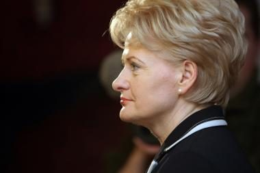Lietuvos vadovo šiemet Davoso forume nebus
