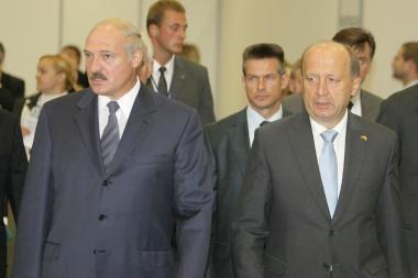 Rusijos dienraštis: A.Lukašenka oficialiai Lietuvoje diktatoriumi nebevadinamas
