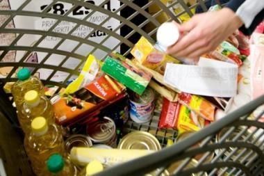 Dėl sausros Rusijoje gali pabrangti maisto produktai
