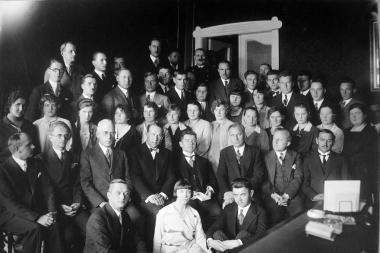 Lietuvos diplomatija švenčia 90 m. jubiliejų