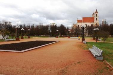 Lukiškių a. planuojama rengti aikštelę ateivių erdvėlaiviams (balandžio 1-osios pokštas)