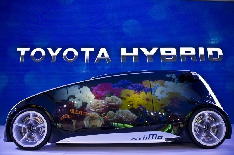 """Istorija: """"Toyota"""" švenčia 75-ąjį gimtadienį"""