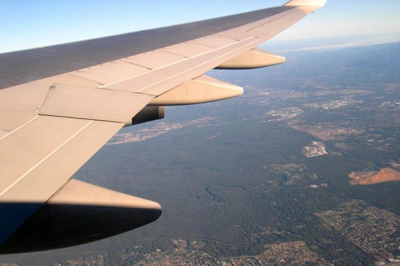Pokyčiai atmosferoje smogs oro susisiekimui Atlantu