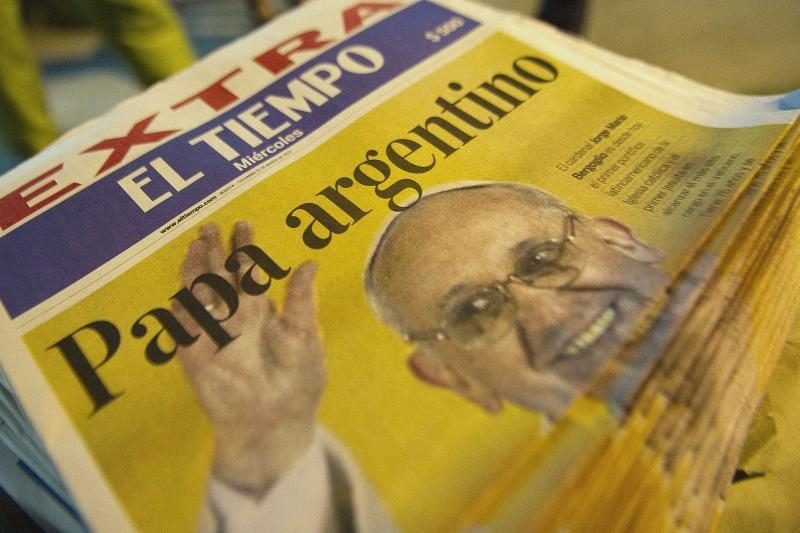 """Popiežius gali """"gyventi normaliai"""", nors ir be dalies plaučio"""