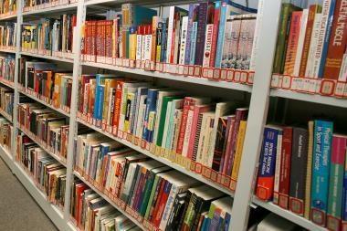 Šiaurės šalių literatūra – Vilniaus universiteto bibliotekai