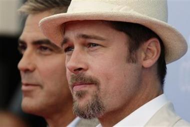 Geidžiamiausi – B.Pittas ir M.Fox