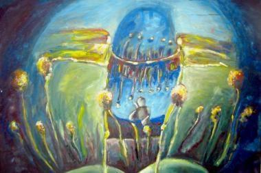 Vasara kvepianti tapyba