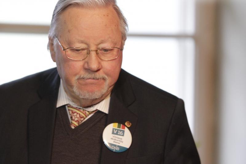 V. Landsbergis: Lietuva įsitvirtino pasaulyje, ji nekelia abejonių
