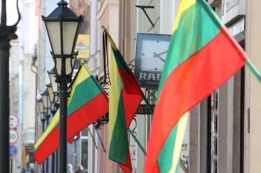 Parlamentaras V.Valkiūnas siūlo didinti baudas neiškėlus vėliavos